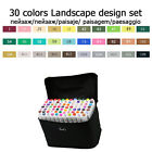 Colors Artist Dual Head Sketch Markers Set For Manga Marker School Drawing