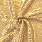 All-over Micro Sequins Starlight On Stretch Mesh Fabric 54 Wide Sold Bty