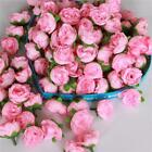 100x 200 X 500x Roses Artificial Silk Flower Heads Wholesale Lots Wedding Decor.