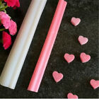 Pipe Tube Column Soap Mold Heart Round Silicone Molds Cylinder Handmade Craft