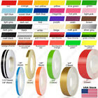 Roll Vinyl Pinstriping Pin Stripe Diy Self Adhesive Line Car Tape Decal Stickers