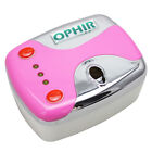 Ohpir Airbrush Kit With Mini Air Compressor For Nail Cosmetics Makeup 100v-240v