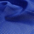 Micro Mesh Athletic Jersey Fabric - Many Colors - 60 Wide - Free Shipping