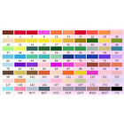 24486080 Colour Set Touch Markers Twin Tip Art Set Sketch Broad Fine Tool