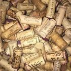 Natural Used Wine Corks Lots 1 5 10 20 50 100 200 No Synthetics Free Shipping