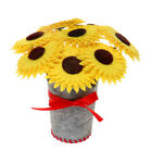 Handmade Flower Pot Educational Toy Kids Diy Craft Material Kit Child Boys Girls
