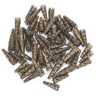 100pc Filigree Bead Caps Cones Nail Spacers For Jewellery Jewelry Findings Be