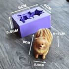 3d Sharpi Dog Silicone Soap Mold Puppy Mold Silicone Cake Animals Candle Molds