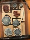 Stampin Up Rare Retired Wood Mounted Sets You Choose