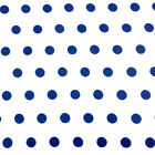 Polka Dot Small Printed Fabric White Background 100 Cotton 4344 Wide Sold Bty