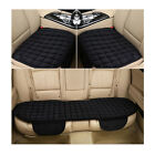 Universal Auto Car Seat Cover Cushion Pad Protector Chair Mat Front Rear Plush