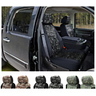 Coverking Digital Camo Custom Fit Seat Covers For Toyota Tundra