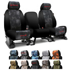 Coverking Kryptek Camo Custom Fit Seat Covers For Chevy Ck Truck