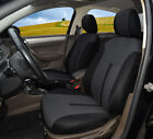 Cloth Fabric 2 Front Car Seat Covers For Toyota 3161