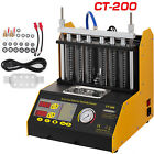 Autool Ct150 Ct200 Fuel Injector Cleaner Tester Ultrasonic 46 Cylinder