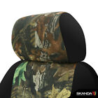 Realtree Advantage Timber Tailored Seat Covers For Nissan Titan - Made To Order