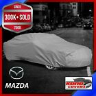 Mazda Outdoor Car Cover All Weather Waterproof Full Body Custom Fit