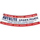 1964-1967 Mustang Autolite Spark Plug Air Cleaner Decal V8 44-47029-1