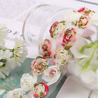 2yds 3d Flower Mesh Lace Trims Ribbon Bridal Dress Clothing Sewing Diy Accessory