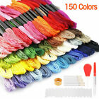 100150200300 Multi Colors Cross Stitch Cotton Embroidery Thread Floss Sewing