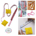 Fabric Tailor Tape Measure Head Pins Pen Pillow Scissors Sewing Sewing