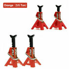 2pcs 36 Ton Simulation Jack Stands Toy Adjustable Height For Rc Car Truck Acces