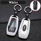 Car Key Fob Case Cover Bag For Ford F-150 Explorer Fusion Mustang W Key Chain