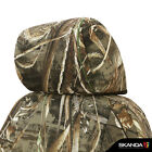 Realtree Max-5 Camo Tailored Seat Covers For Chevy Silverado - Made To Order