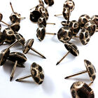 Oxford Hammered Upholstery Pin - 10.5mm Wide - 13mm Length - Stud Tacks Pins