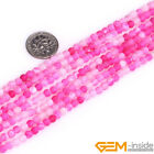 4mm Colorful Dream Fire Dragon Veins Agate Round Beads For Jewelry Making 15