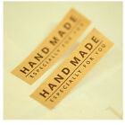 Kraft Paper Peel Off Stickers Wrapping Gift Bags Decor Sealing Sticker Thank You