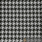 Houndstooth Automotive Retro Headlinergeneral Upholstery Fabric 57 W Sold Bty