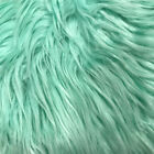 60 Wide Shag Long Pile Fur Fabric By The Yard - Style 5000