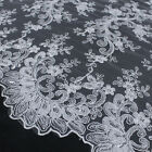 Czarina Embroidered Flower With Sequins Lace Fabric By The Yard - Style 5004