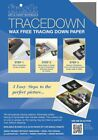 Tracedown - Wax Free Tracing Down Paper