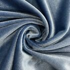 28 Colors Princess Polyester Stretch Velvet Fabric By The Yard - 10001
