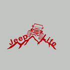 Jeep Life Decal Vinyl Sticker Car Window Truck Laptopjeep Sticker Car Decal