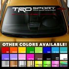 Windshield Banner Vinyl Decal Sticker 40x4 For Trd 4runner Tacoma Toyota Tundra