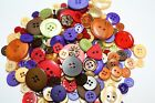 Hand Dyed New Buttons In Colorblends Lots Of 50-craftssewingart