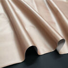 Synthetic Faux Leather Fabric Vinyl Craft Bag Upholstery Material Yard Sheet