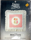 Choice New Sealed Precious Moments Stitchery Pillow Kits By Paragon