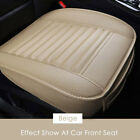 Pu Car Full Surround Seat Cover Bamboo Charcoal Breathable Cushion Pad Universal