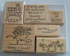 Stampin Up Sets Cards Tags 2 - You Choose - Free Shipping - Cards Scrapbook