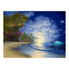 Full Drill Beautiful Scenery 5d Diy Diamond Embroidery Painting Home Decor V3u1
