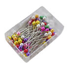 36mm Pearl Needle Round Head Pin Sewing Pins Diy Crafts Accessories 100 Pcs