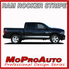 2009-2018 Dodge Ram Lower Rocker Panel Vinyl Graphics Decals 3m Pro Stripes Ram