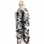 100 Gram Chandelle Feather Boa 2 Yard Long-great For Party Wedding Costume