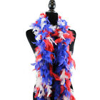 40 Gram Chandelle Feather Boa 2 Yard Long-great For Party Wedding Halloween