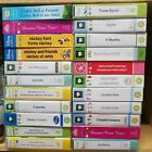 Cricut Cartridges Unlinked Lots Of Rare - You Pick From 200 Unlinked Cartridges