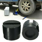 5pc Floor Slotted Car Rubber Jack Frame Protector Adapter Jacking Disk Pad New